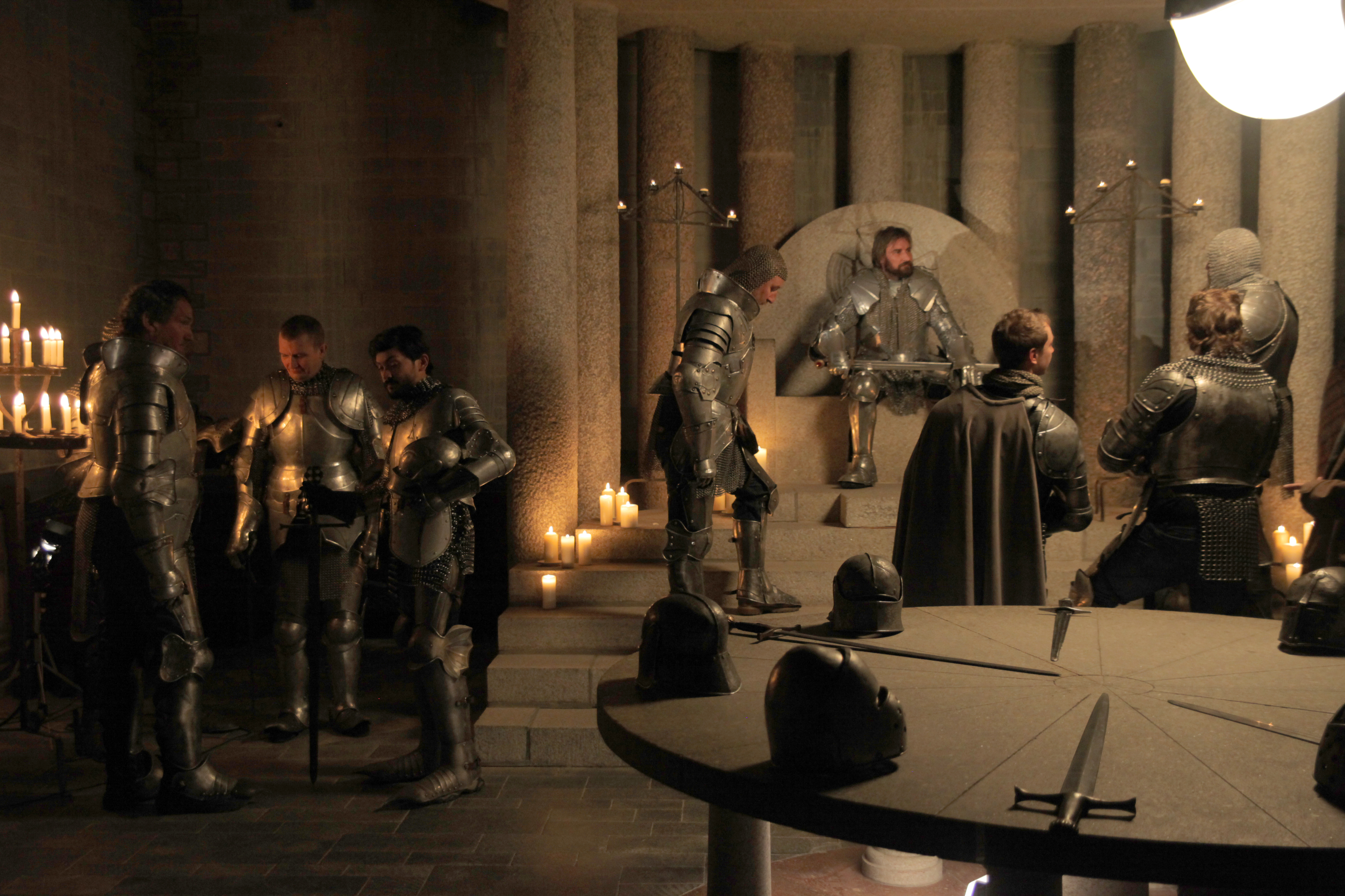 ALRDH_ep3_King Arthur and the ROund Table