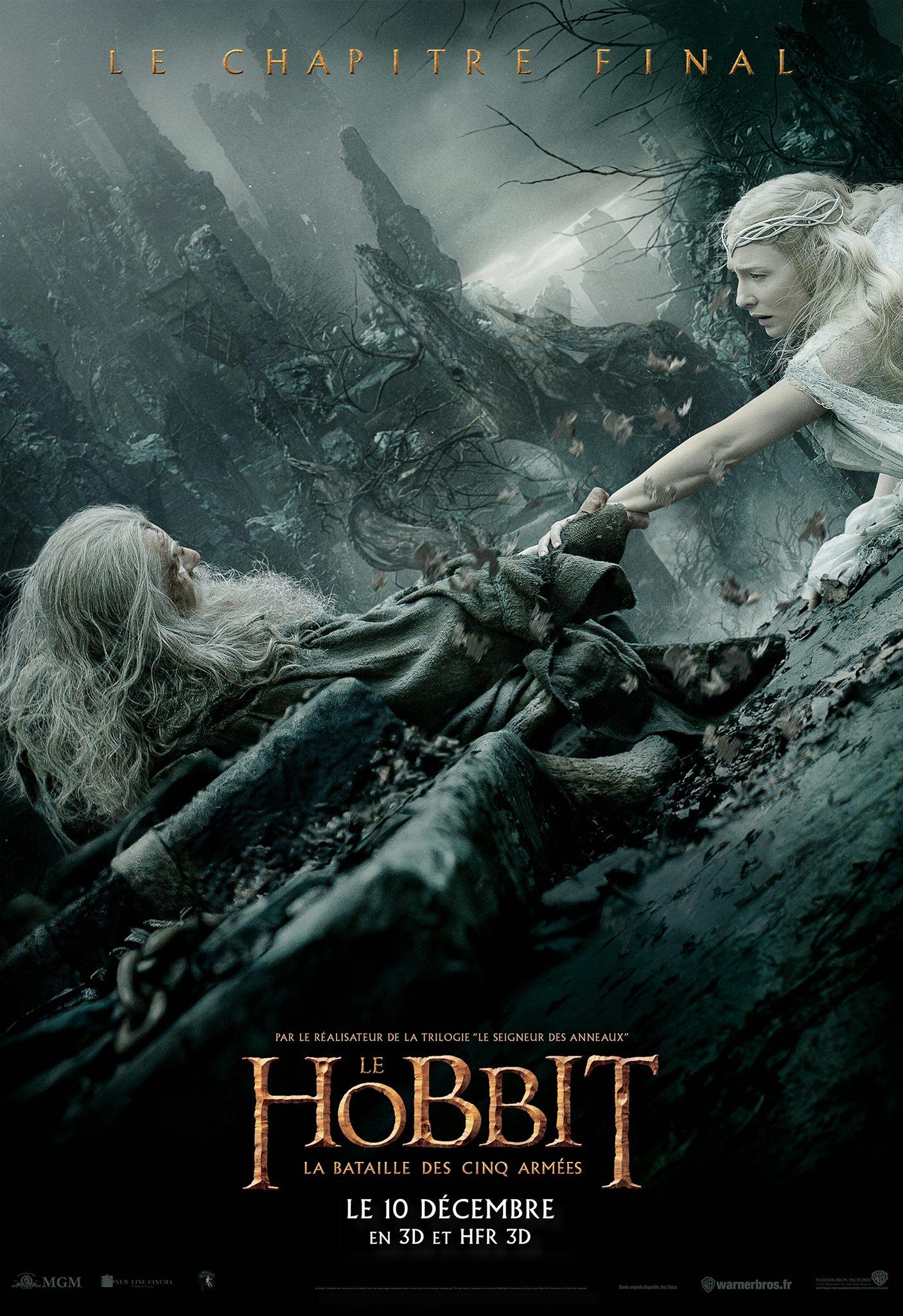Gandalf et Galadriel Dol Guldur