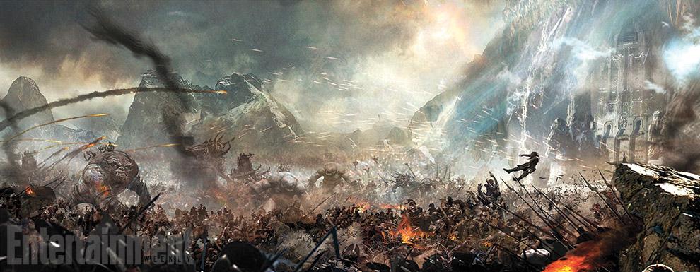 concept art battle 5 armies