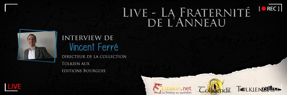 Live – La Fraternité de l'Anneau