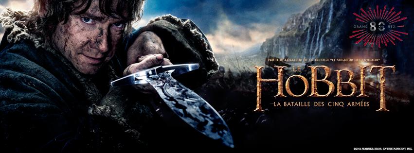 avant première du Hobbit La Bataille des Cinq Armées