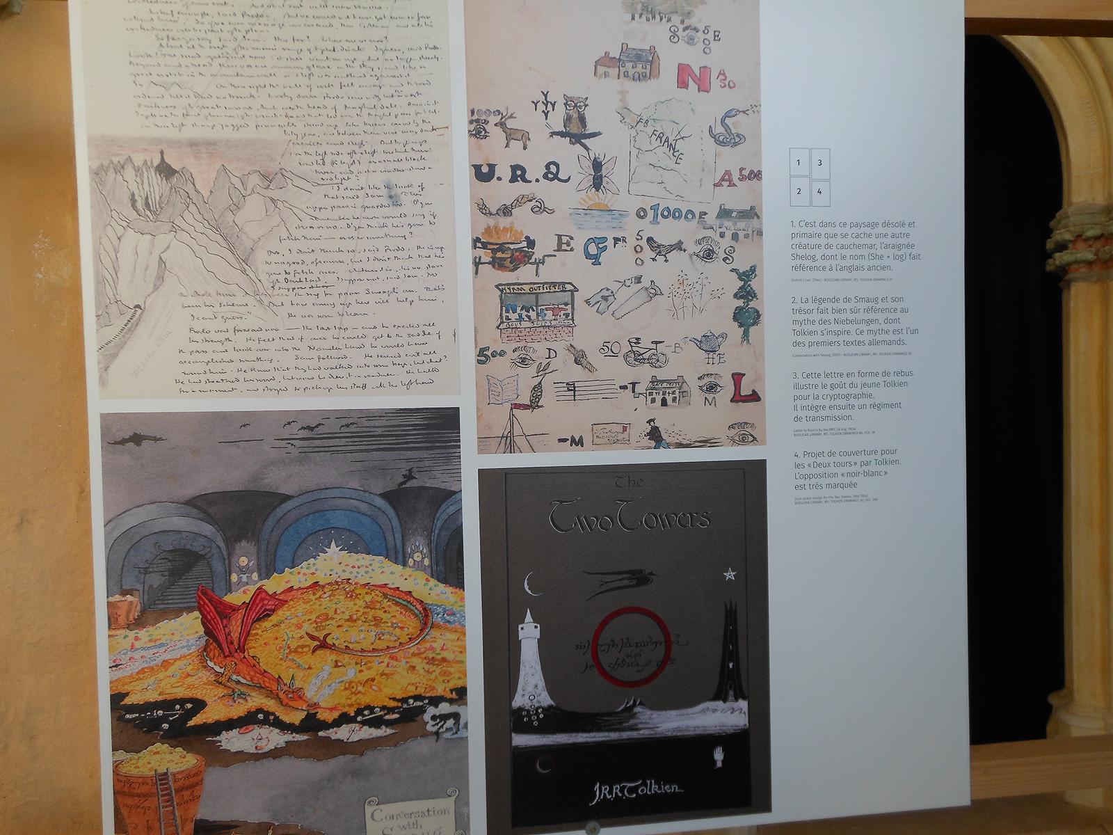 Tolkien et la Grande Guerre Compiègne Illustrations