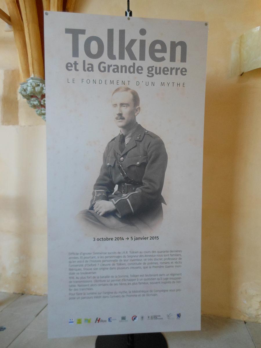 Tolkien et la Grande Guerre Compiègne