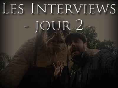 Tolkiendrim sur le tournage du Hobbit – Jour 2