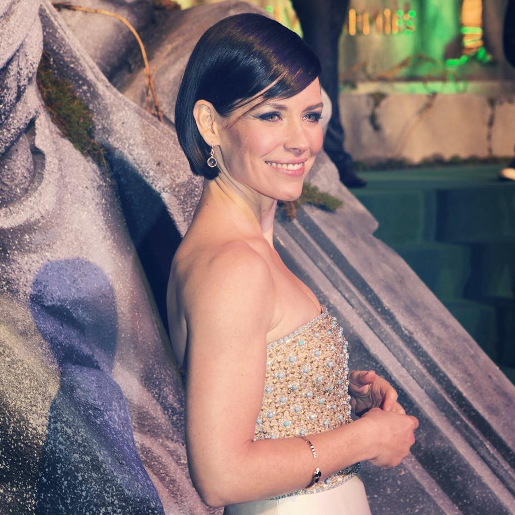 Evangeline Lilly London premiere