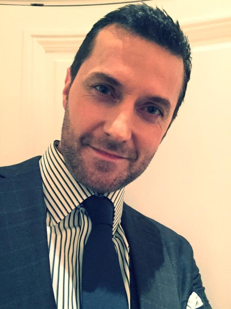 Richard Armitage London premiere