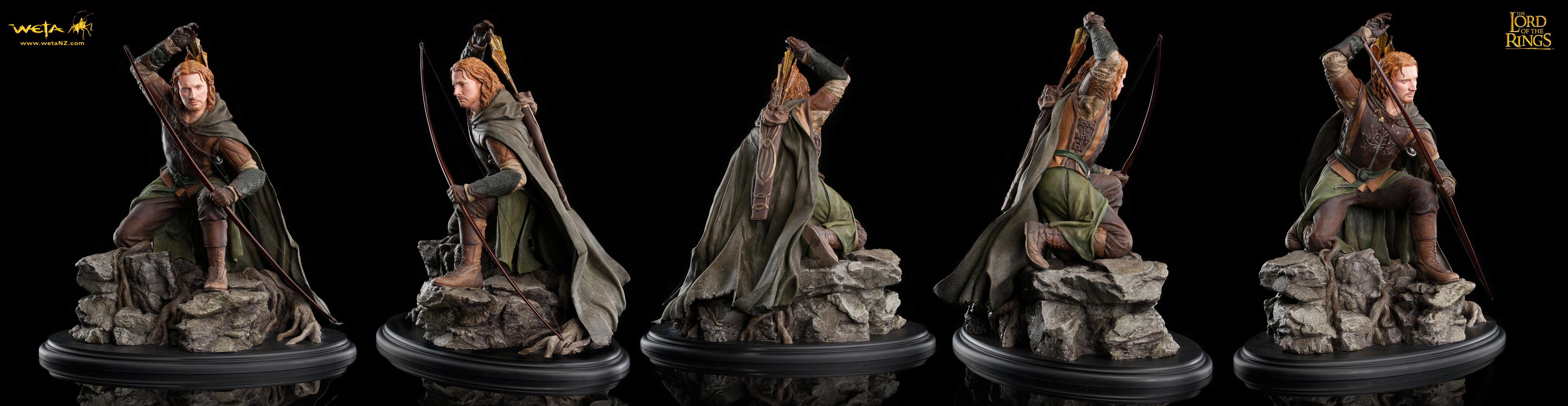 Weta Statuette Faramir