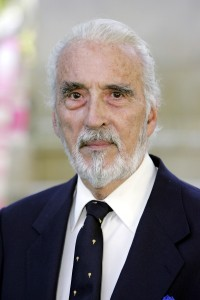 Christopher Lee déçès