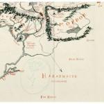 Carte annotée quart Sud Est