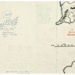 Carte annotée quart Sud Ouest