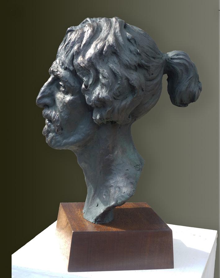 Buste de Frank Zappa