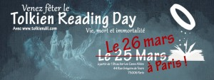 tolkien reading day paris