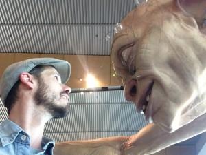 seb-gollum-wellington-airport
