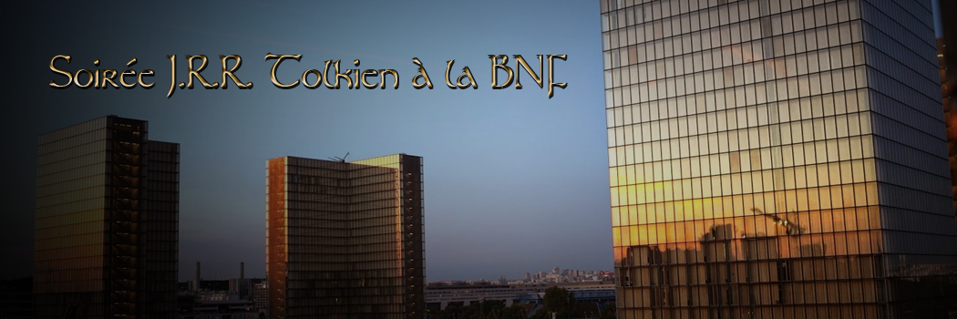 Une soirée Tolkien à la BNF
