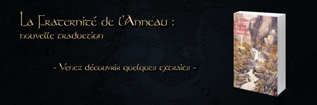 Quelques extraits de la Fraternité de l'Anneau