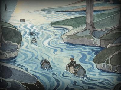 Tolkien, en tapisseries [MAJ 11/02/18]