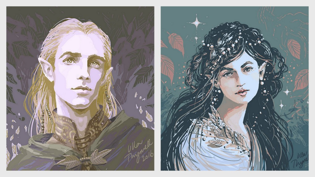 Arwen Legolas