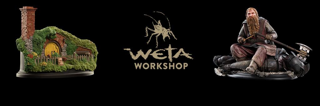 De nouvelles figurines chez Weta Workshop