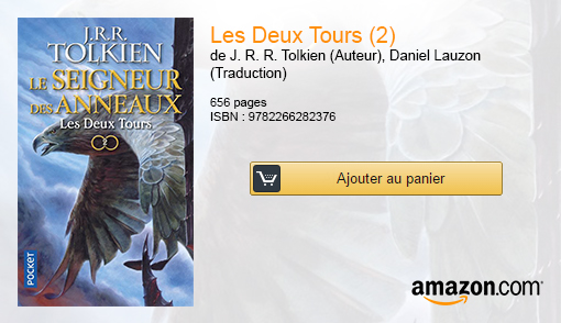 Amazon Deux Tours Poche JH