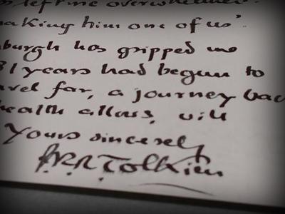 découverte lettre
