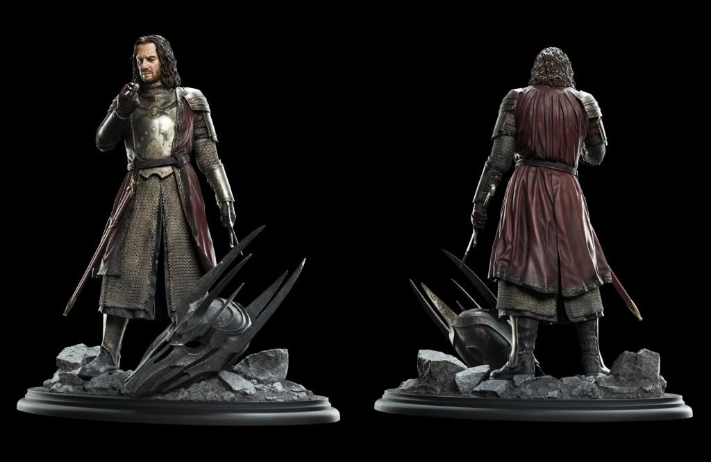 Figurine Weta d'Isildur en 1:6