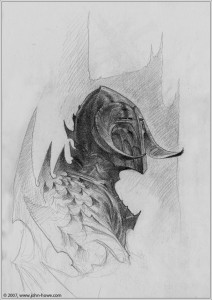 Morgoth - John Howe
