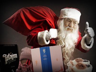 Dans la hotte d'Ours Polaire : comment faire plaisir à un fan de Tolkien à Noël