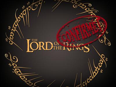 Le Seigneur des Anneaux – La série confirmée, avec date du tournage !