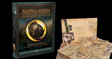 Middle-Earth : from script to screen, une traduction prévue !