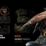 Nouvelle figurine et soldes chez Weta Workshop !
