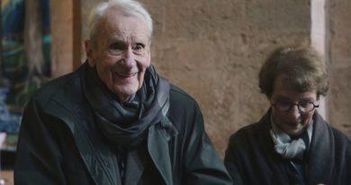 Christopher Tolkien s'exprime en vidéo à Thoronet – L'histoire de la larme importune
