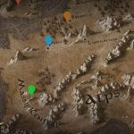 Tourisme Tolkien en France – la carte est en ligne !
