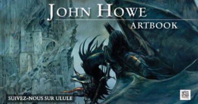 Un Ulule pour une réédition de l'artbook de John Howe