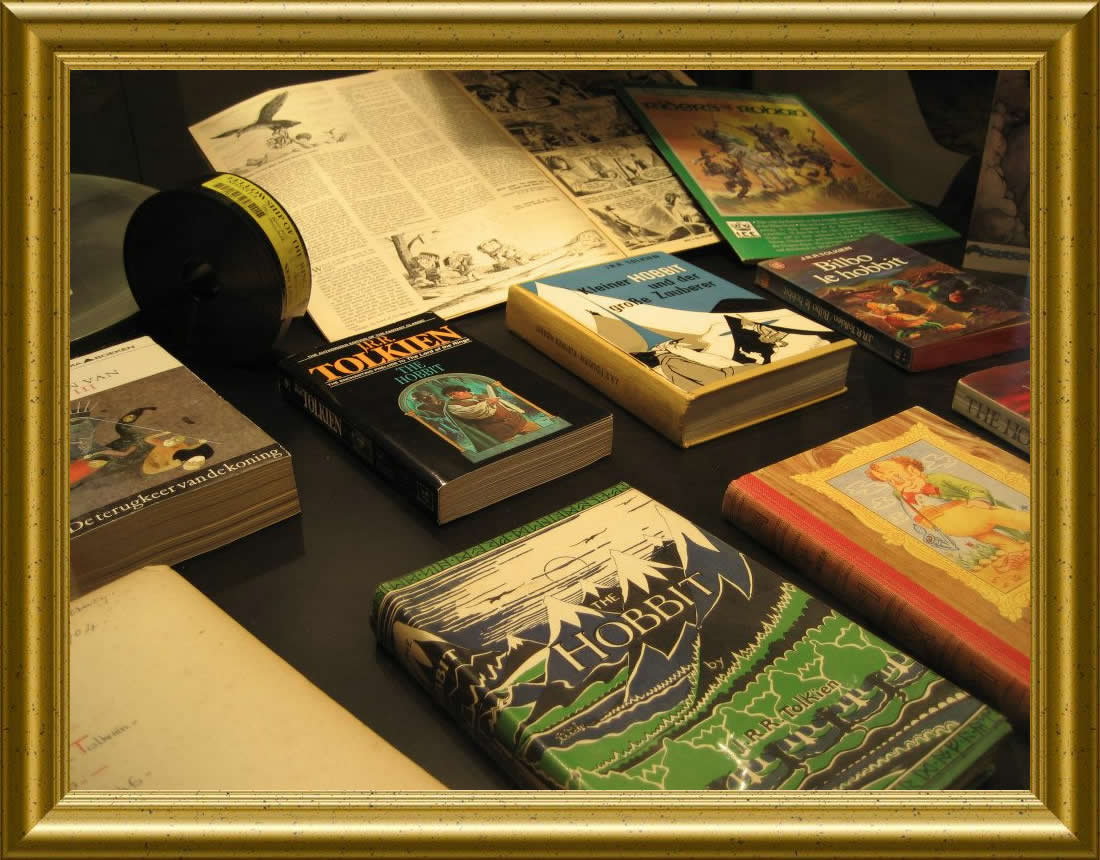 tolkien-book-collection