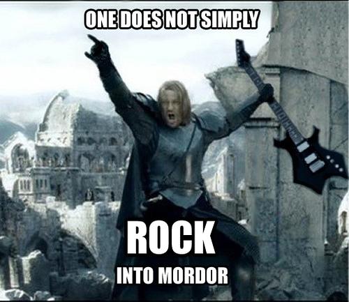 Rockmordor