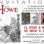 Exposition John Howe à Paris