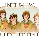Interview d'Ulla Thynell, illustratrice