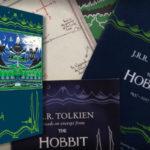 Nouveauté : The Hobbit Facsimile Gift Edition